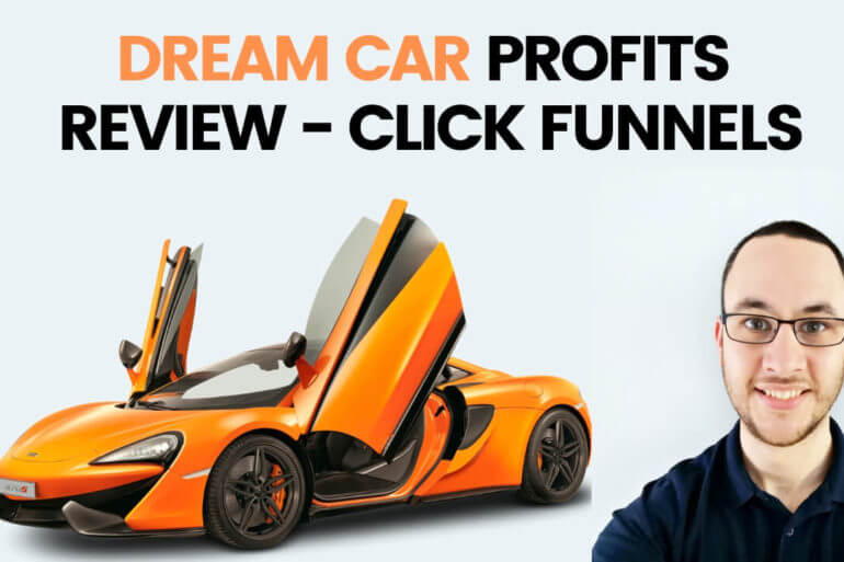 Replicate the EXACT strategy that won the clickfunnels dream car with jacob caris dream car profits review