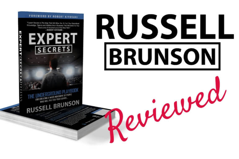 russell brunson expert secrets book review