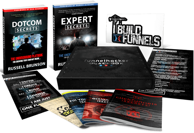 blackbox package expert secrets review