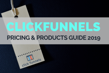 how much is clickfunnels pricing guide 2019.
