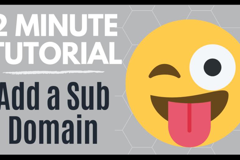 ClickFunnels Custom Subdomain Setup For Domains Not Registered Through Clickfunnels