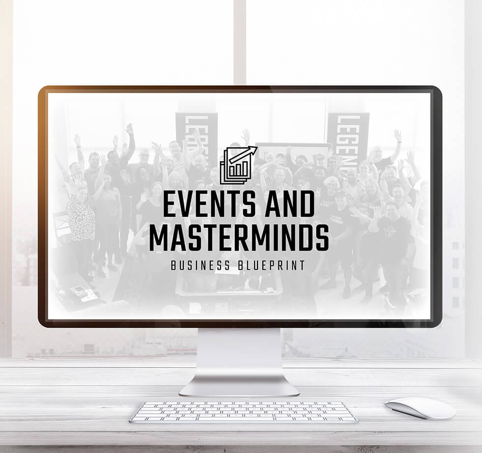 Legendary Marketer Events Masterminds Business Bundle