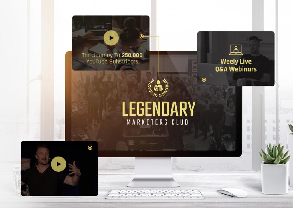 Legendary Marketers Club Dave Sharpe