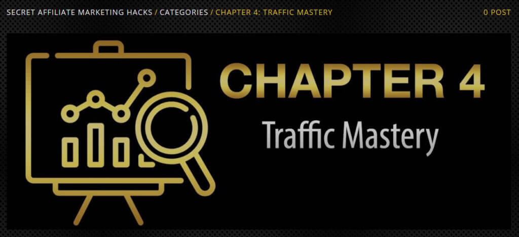 chapter 4 secret affiliate marketing hacks review