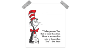 digtial marketing quote by dr seuss