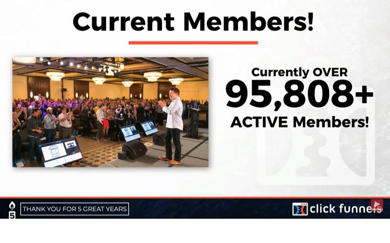 clickfunnels members