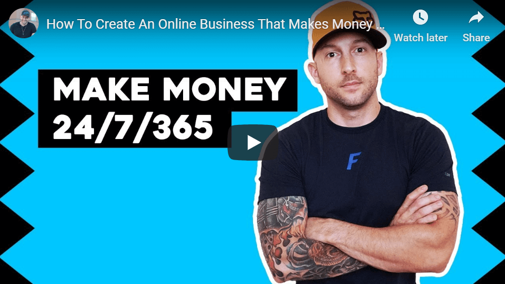 who is zach crawford affiliate marketer