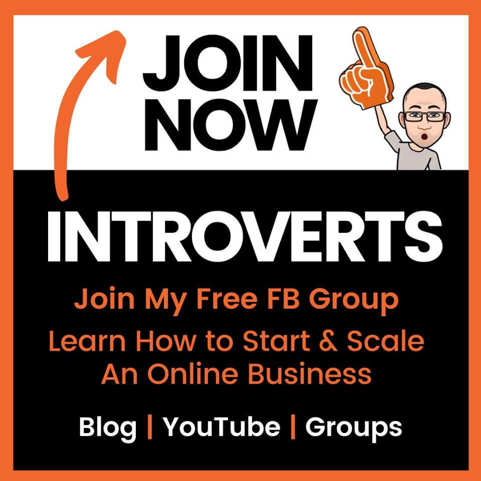 facebook group for digital introverts