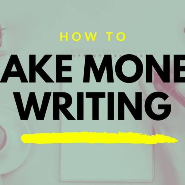 how to make money writing featured