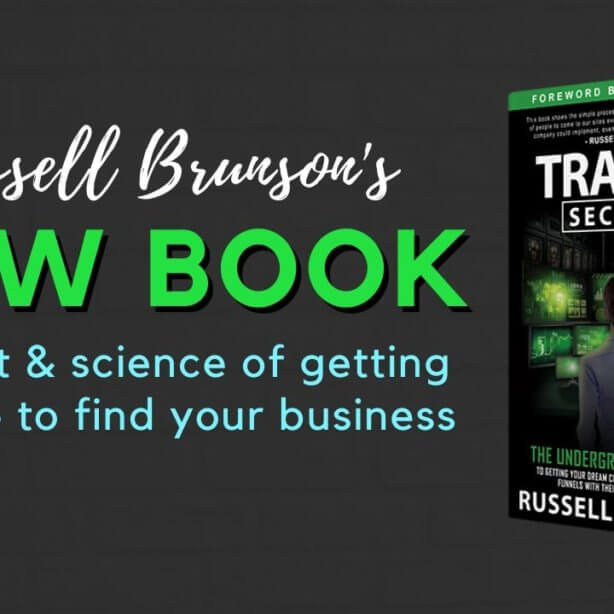 russell brunson traffic secrets book