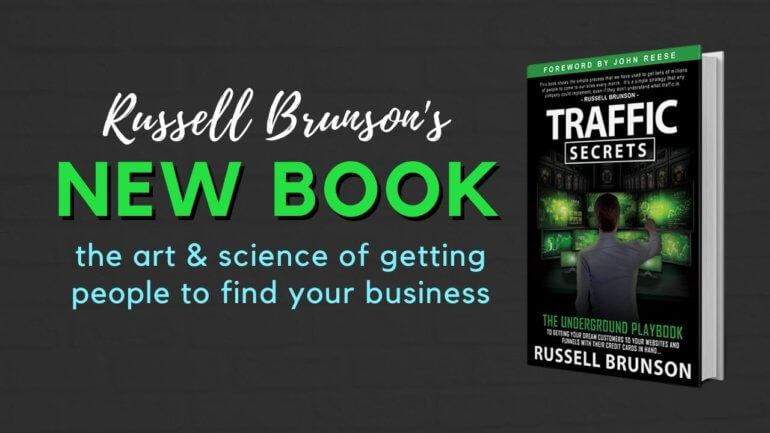 russell brunson traffic secrets book