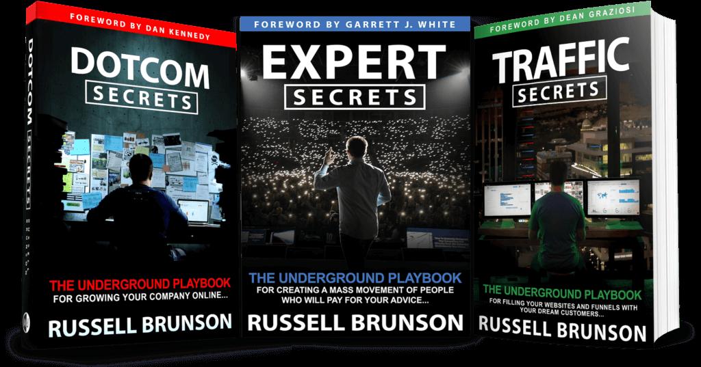 russell brunson book trilogy