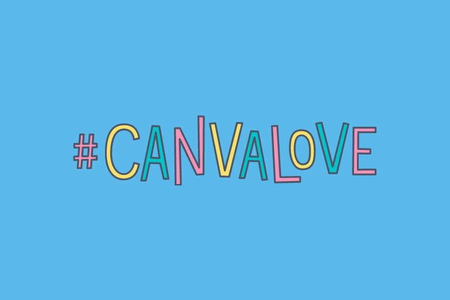 why i love canva for design work