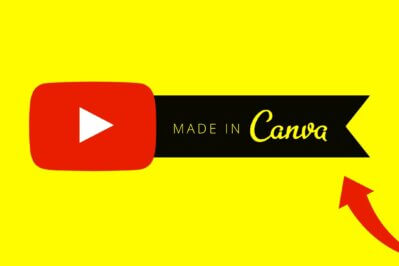 how to create a youtube intro video in canva