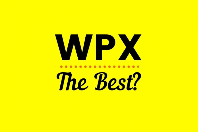 wpx hosting for wordpress