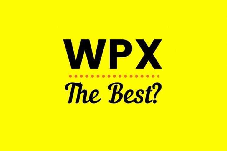 wpx hosting for wordpress