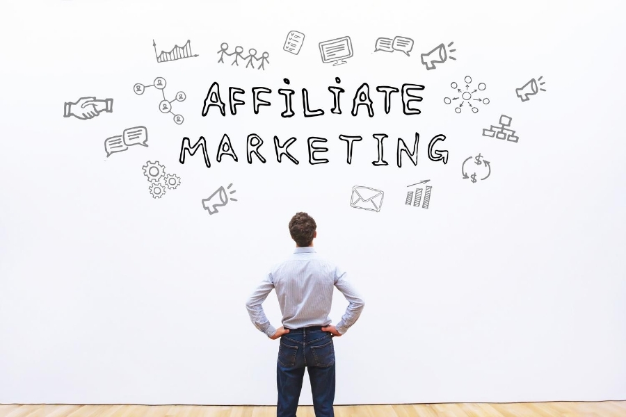 affiliate marketing legit passive income idea
