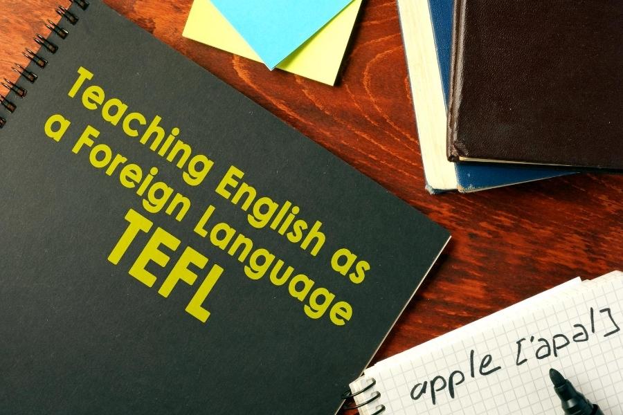 TEFL teach english abooks