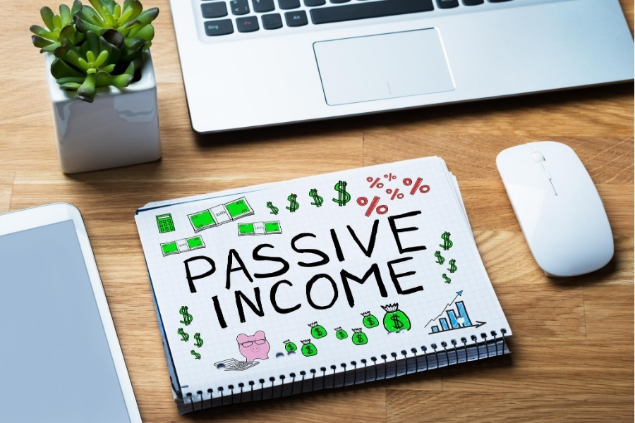 passive income through affiliate marketing