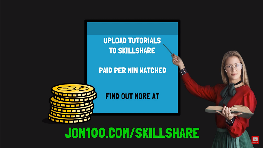 make money with skillshare