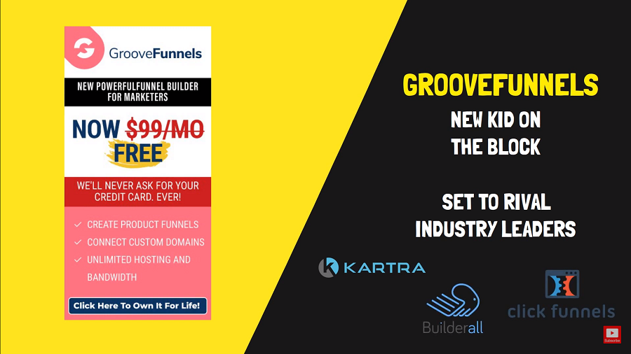 promote groovefunnels as an affiliate