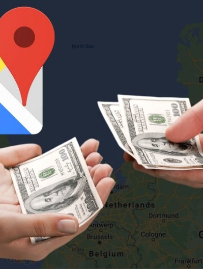 make money with google maps