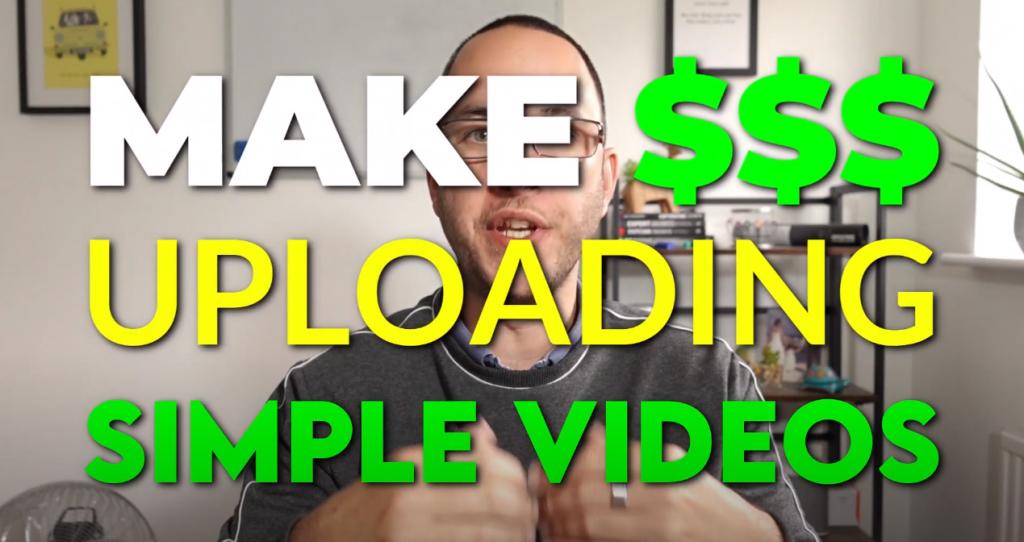 make money uploading videos on youtube