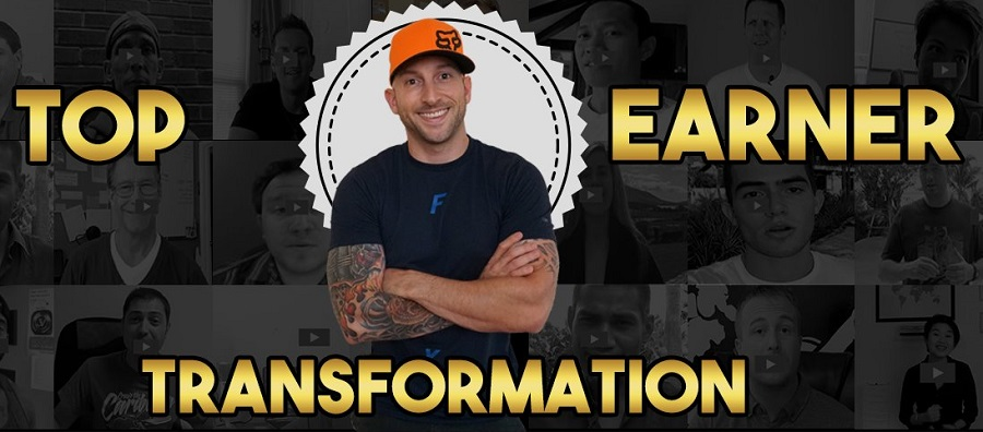TOP EARNER TRANSFORMATION REVIEW WITH ZACH