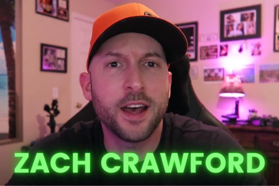 ZACH CRAWFORD TRAINING