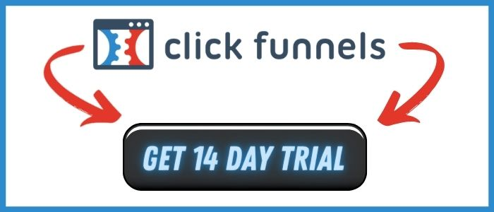 clickfunnels free trial button