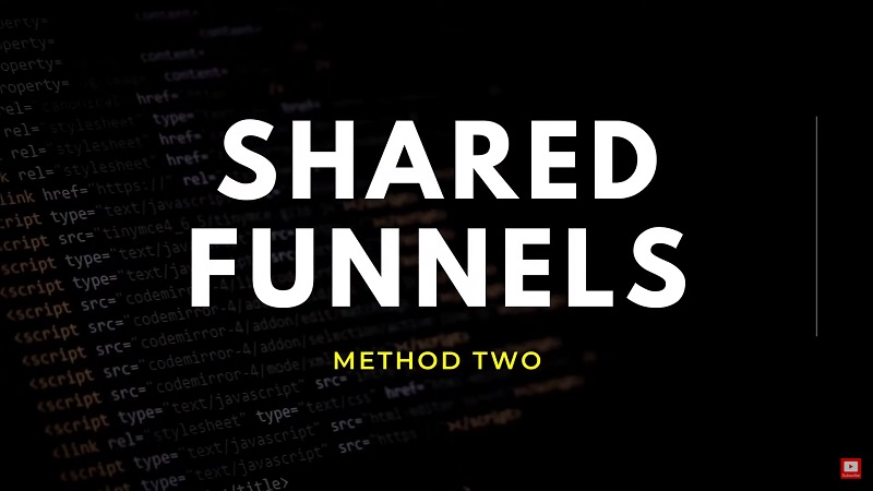 groovefunnels shared funnels