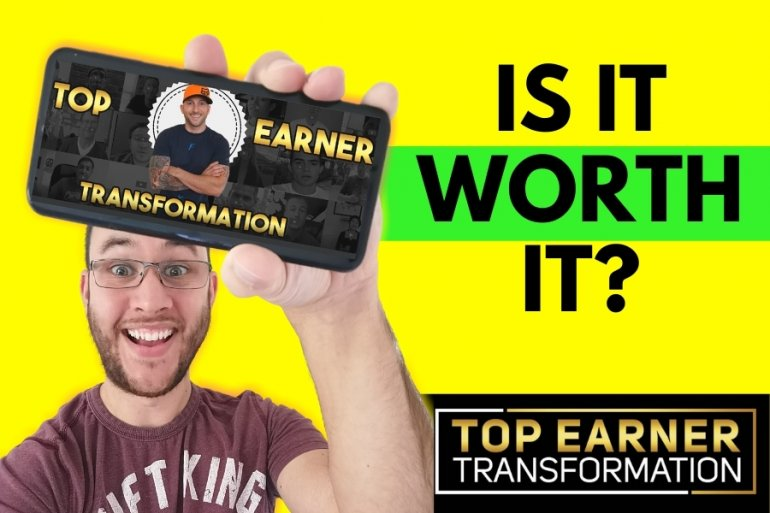 top earner transformation review