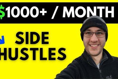 6 best Side Hustle Ideas To Make Money Online UK Edition