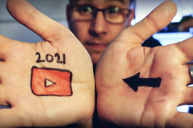 Why You Should Start A YouTube Channel In 2021 b