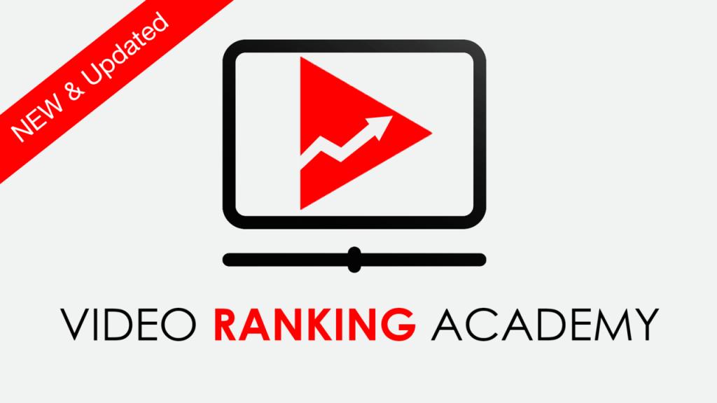 video ranking academy logo