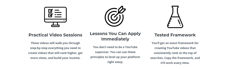 video ranking academy what you learn