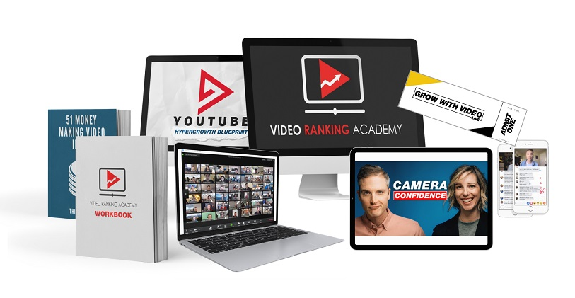 video ranking academy whats included