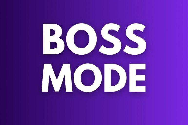 conversion ai boss mode