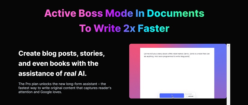 is boss mode 2x faster