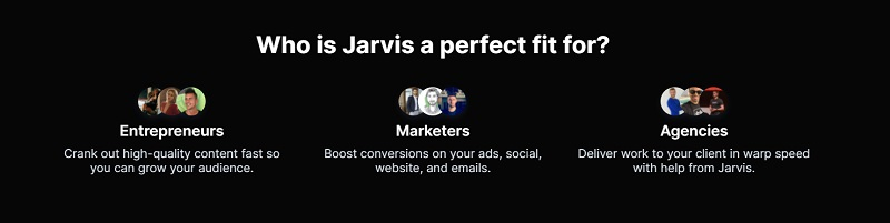 who is jarvis ai for