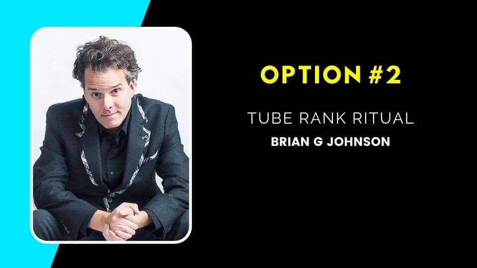 tube rank ritual youtube course